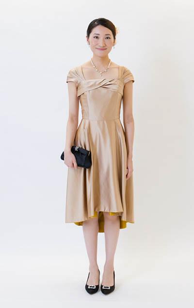 ナチュラルタイプ ドレス BAD