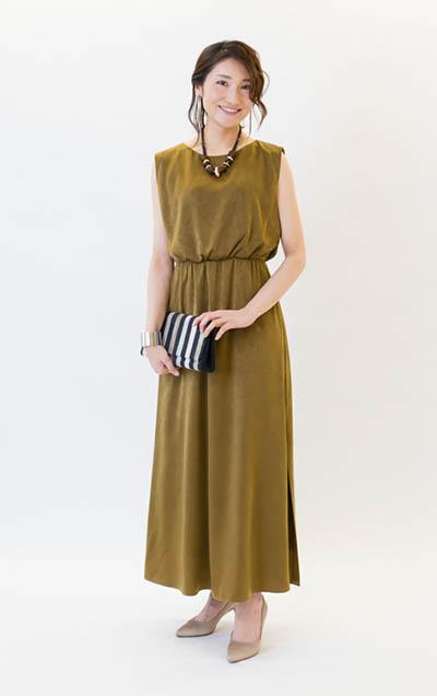 ナチュラルタイプ ドレス GOOD