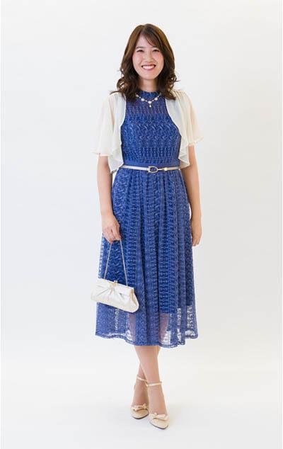 ウェーブタイプ ドレス GOOD